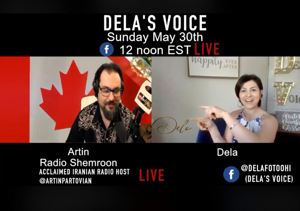 Radio shemroon live