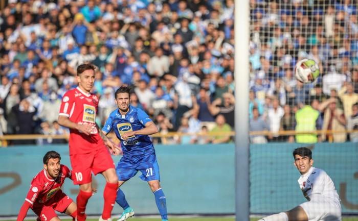 Esteghlal 1 - 0 Perspolis 1.3.2018 (86th Derby)
